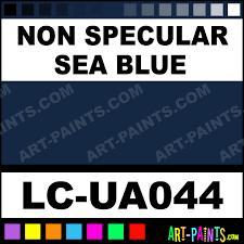 non specular sea blue ua mimetic airbrush spray paints lc ua044
