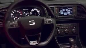 seat ateca interior seat technology interior led lighting product video youtube