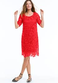garden floral lace dress plus size clearance ellos