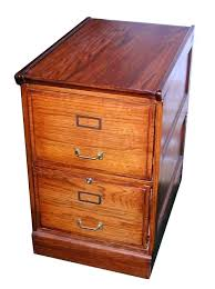 vintage wooden map flat file cabinet coffee table with storage for