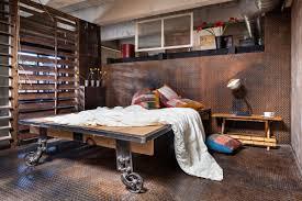 slatted room divider industrial type bed room design the important information u2013 geminily