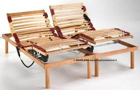 rete per materasso memory rete a doghe matrimoniale in legno elettrica offerte e prezzi