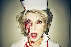 martha stewart u0027s nurse costume will haunt your dreams eater
