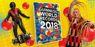our history guinness world records