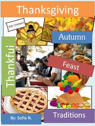 spirit of thanksgiving collage ms word k 5 computer lab