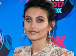paris jackson shows off a painful looking tattoo on instagram