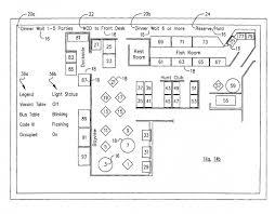 restaurant kitchen layout plans blueprint for kitchen island
