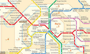 Metro Map Paris Zones by How To Use The Paris Rer Guide To Backpacking Through Europe