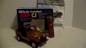 matchbox jeep renegade remote control sears jeep cj7 youtube