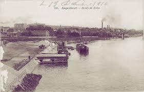 La Plateforme Du Batiment Argenteuil by Bords De Seine Argenteuil D U0027antan Streetview U0026 Cartes Postales