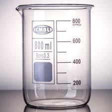 bicchieri in vetro 800 ml vetro becher forma bassa bicchieri di vetro di buona