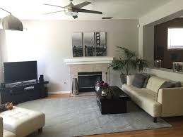 paint colors for open floor plan north and south facing rooms