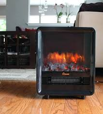 Portable Electric Fireplace Amish Electric Fireplace Heater Heater As Seen On Fireplace