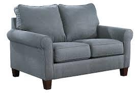 loveseat twin sleeper sofa sleeper sofa loveseat twin denim zeth ashley furniture