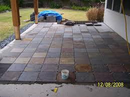 Cheap Patio Floor Ideas Outdoor Patio Flooring Options Throughout Tile Ideas Patio Tile