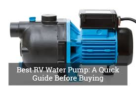 low volume water pump best rv water pump a quick guide before buying update 2017