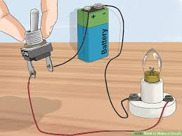 3 ways to make a circuit wikihow