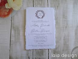 vintage wedding invitations austral yaseen