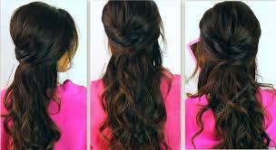 kim kardashian hairstyles no heat curls tutorial video