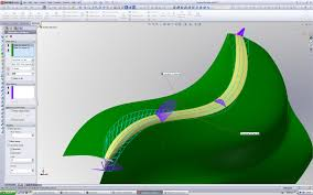 how to evenly fillet complex surfaces in solidworks 3d skills