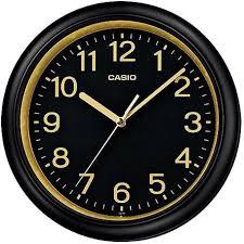 casio analog wall clock price in india buy casio analog wall