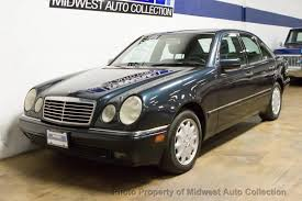 1996 used mercedes e320 e320 at midwest auto collection