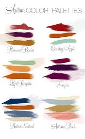 fall wedding color palette best 25 fall wedding colors ideas on wedding colors