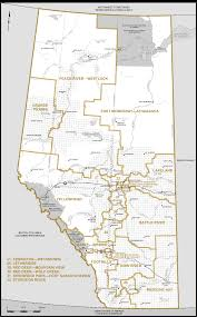 Map Of Edmonton Canada by Proposed Boundaries U2013 Alberta Redistribution Federal Electoral