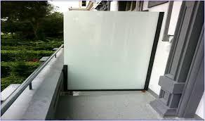 balkon trennwand trennwand balkon hauptdesign