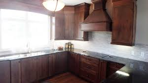 knotty alder wood beauty kitchens ontario