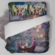 Tangled Bedding Set Rapunzel Tangled Bedding Set Block Of Gear