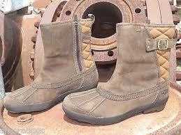 womens ugg duck boots bean boots collection on ebay