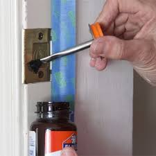 what is the best paint to use inside kitchen cabinets how to paint an interior door home decorating painting