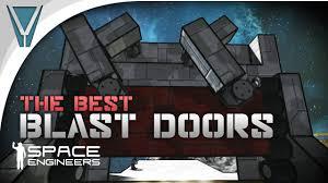 best blast door design space engineers youtube