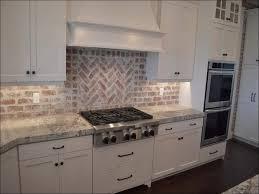 kitchen paneling backsplash kitchen real brick veneer rock paneling brick paneling brick