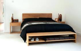 bedroom ottoman bench ikea bed seat van end of with arms