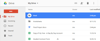 Google Drive Resume Upload Uploading Files To Google Drive Tutorial At Gcflearnfree