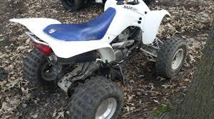 2006 suzuki quadsport motorcycles for sale