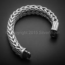metal rope bracelet images 16mm rope weave mens bracelet jpg