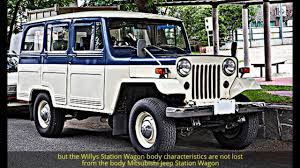 willys jeep truck green willys jeep station wagon the world u0027s 1st suv youtube