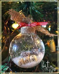 diy rustic country shaker ornaments hometalk