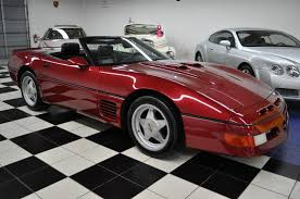callaway corvette turbo sledgehammer corvettes on ebay 1990 callaway turbo with aerobody kit