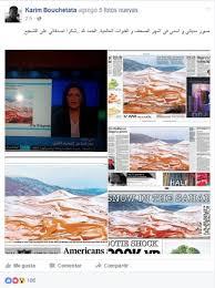 Snow In Sahara First Sahara Desert Snowfall In 40 Years News Telesur English