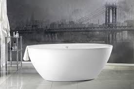 aquatica sensuality mini f wht freestanding solid surface bathtub