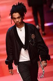 boy model richie set 12 male models to follow on instagram during fashion week season