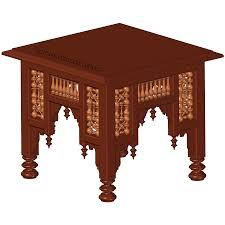 mashrabiya coffee table plan