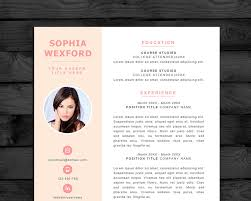 resume editable resume template