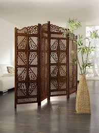 Room Divider Screens by Lovable Wooden Screen Room Divider Wood Screen Transitional