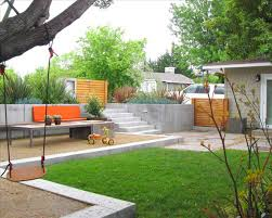 backyard landscaping ideas with slope articlespagemachinecom