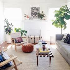 drooling over this bright fresh living room from